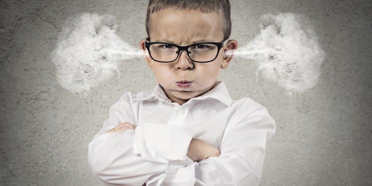 Crizele de isterie ale copilului - revistamargot.ro
