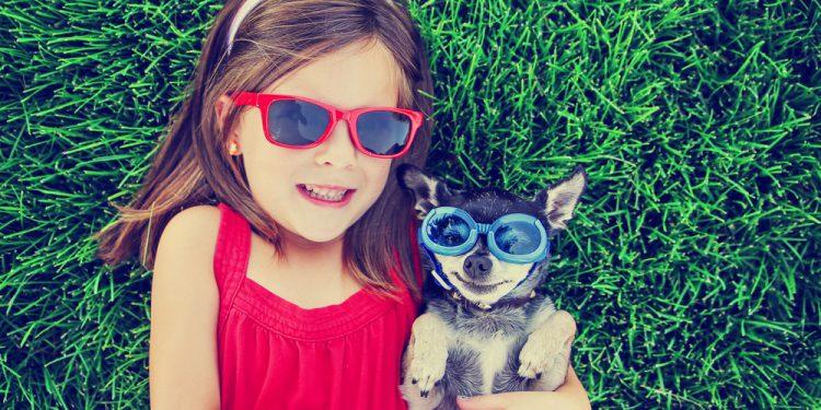 Copiii și animalele de casă - revistamargot.ro