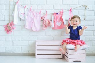 Spălarea hainelor bebelușului - revistamargot.ro