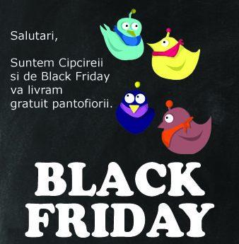 Magazinul care începe Black Friday de Miercuri seara: Pantofiori Veseli - RevistaMargot.ro