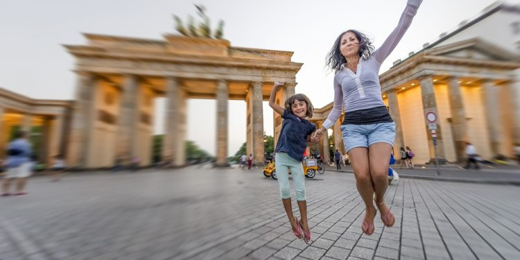 Cu copiii prin Berlin - revistamargot.ro