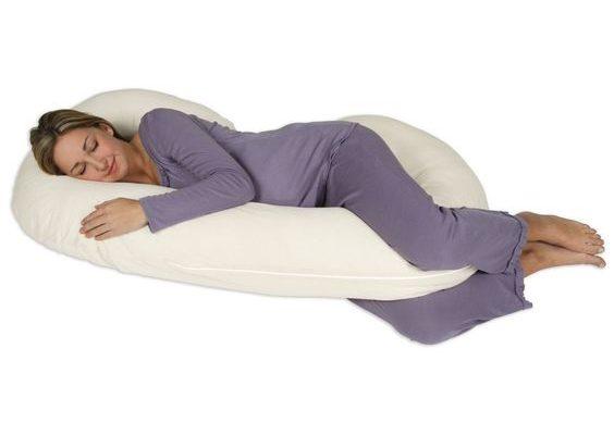Poziții de somn în timpul sarcinii, sursa foto: Pinterest - resvistamargot.ro
