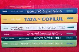Concurs: Câștigă 2 pachete de cărți de la editura Philobia - revistamargot.ro