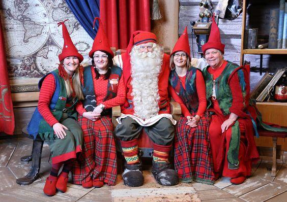 Incursiune în Satul lui Moş Crăciun - revistamargot.ro