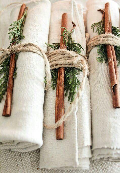 Idei simple pentru decorarea mesei de Crăciun - revistamargot.ro