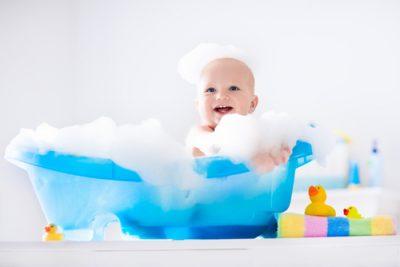Cum facem băița bebelușului - revistamargot.ro