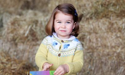 Prima zi la grădiniță a prințesei Charlotte - revistamargot.ro