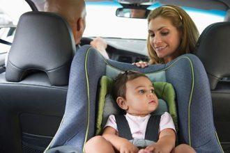 Scaunele auto rear-facing, cele mai sigure pentru copii? - RevistaMargot.ro