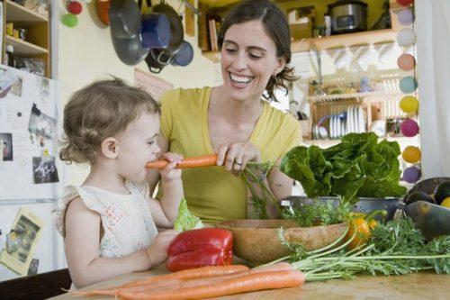 Ateliere de nutriție pentru părinți - RevistaMargot.ro