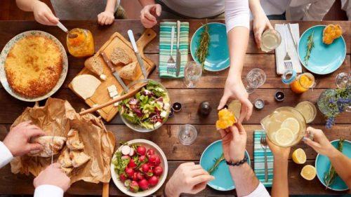 Importanța meselor în familie - RevistaMargot.ro