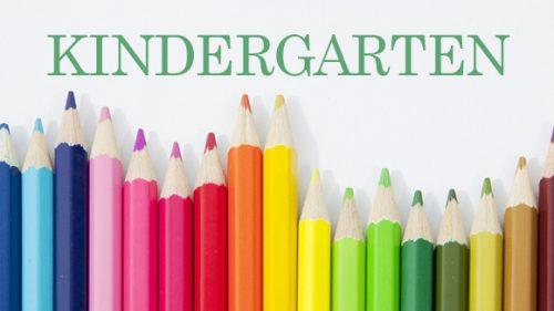 Cum alegem grădinița copilului - RevistaMargot.ro