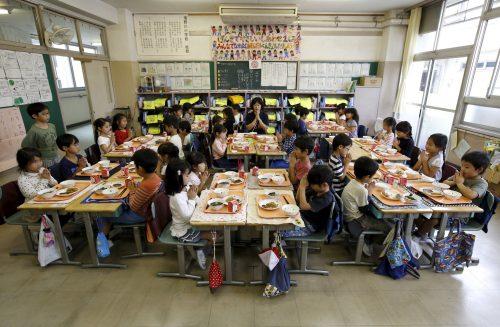 Super programul școlar japonez, un model de urmat - RevistaMargot.ro