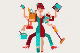 Cum își eficientizează programul o mamă? - RevistaMargot.ro