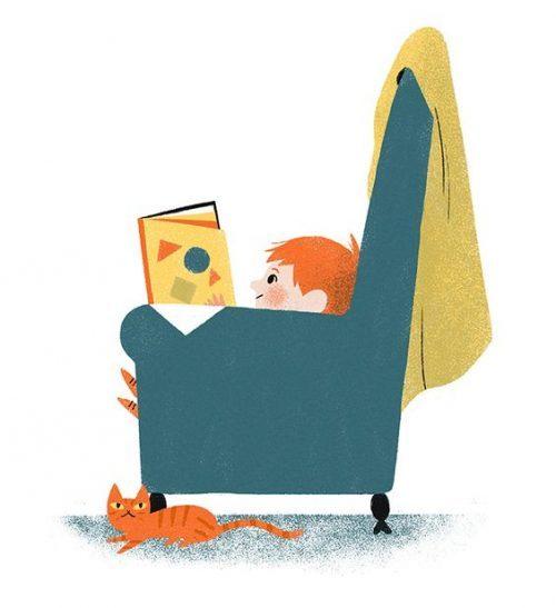 Cum îl înveți pe cel mic să citească? - RevistaMargot.ro