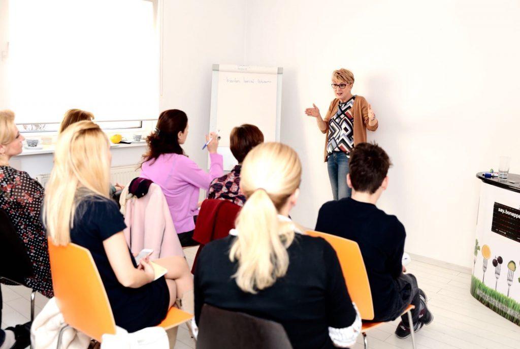 De ce să participi la Atelierele de nutriție pentru părinți? - RevistaMargot.ro