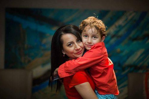 Daniela Bololoi - Mesager al autismulului, care schimbă lumea prin exemplul personal-Partea I - RevistaMargot.ro
