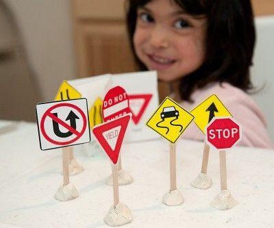 Reguli de circulație pe care cel mic ar trebui să le știe - RevistaMargot.ro