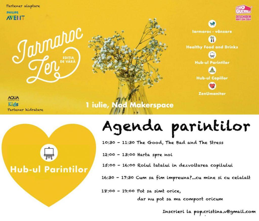 La ce ateliere poți participa în cadrul evenimentului Iarmaroc Zen? - RevistaMargot.ro