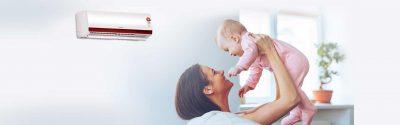Iată câteva sfaturi de folosire a aerului condiționat astfel încât acesta să nu fie dăunător pentru copilul tău: - RevistaMargot.ro