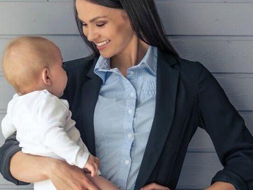 De ce mamele sunt lideri excepționali la locul de muncă - RevistaMargot.ro