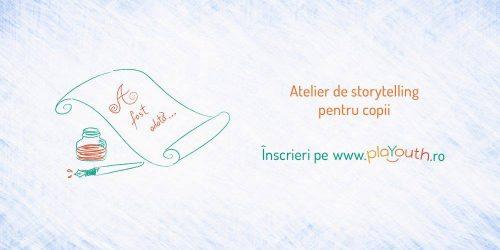 Activități pentru pitici (21-22 iulie) - RevistaMargot.ro