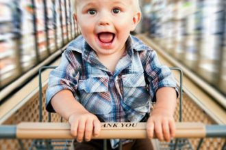 Cu copilul la cumpărături - RevistaMargot.ro