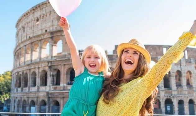 Top 5 activități pentru copii în Roma