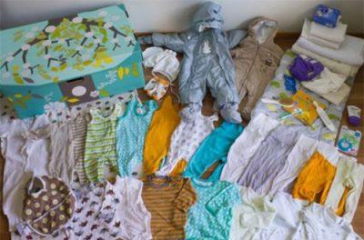 Trusoul bebelușului finlandez a redus rata mortalității infantile - RevistaMargot.ro