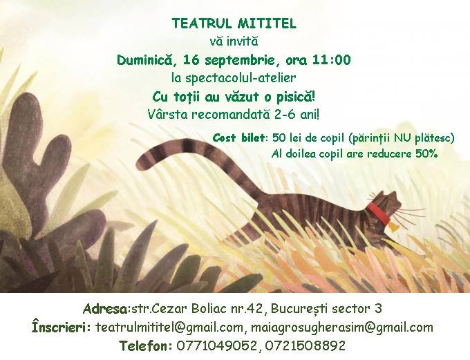 Fun Time! Weekend Time! 15-16 septembrie - RevistaMargot.ro