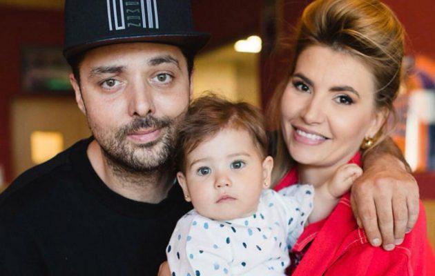 Anamaria și Tudor Ionescu - Primul an, alături de Ilinca - RevistaMargot.ro