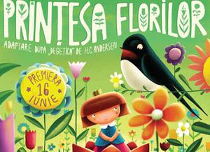 """Baletul ,,Prințesa florilor"""" revine pe scena Operei Comice pentru Copii - RevistaMargot.ro"""