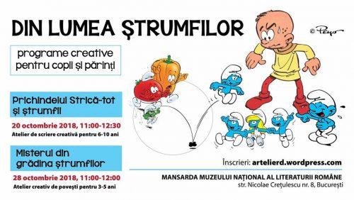 Agenda piticilor - 19-21 octombrie - RevistaMargot.ro