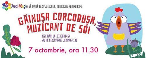 Agenda piticilor - 6-7 octombrie - RevistaMargot.ro