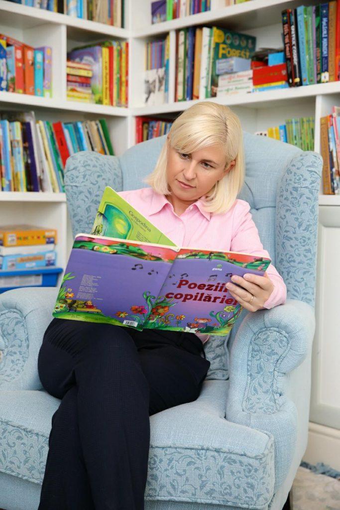 Diana Mocanu, Editura Gama - Timp pentru citit - RevistaMargot.ro