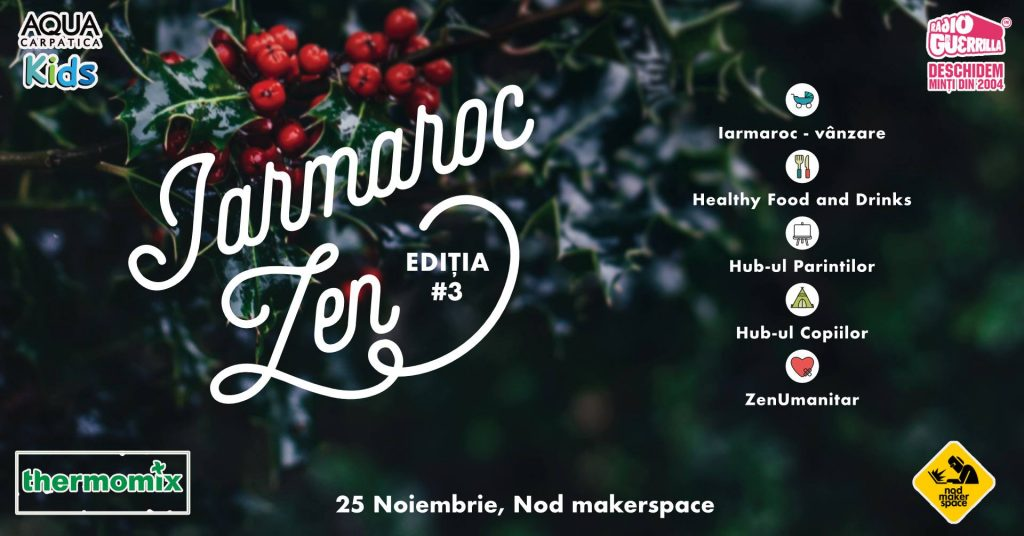 Agenda piticilor - 23-25 noiembrie - RevistaMargot.ro