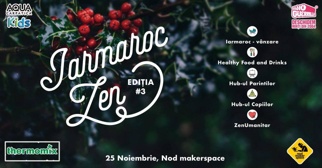 Iarmaroc Zen - Iarmarocul Părinților și Copiilor - Ediția #3 - RevistaMargot.ro
