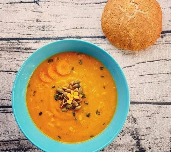 Supici pentru pitici: morcovi și cartofi dulci - RevistaMargot.ro