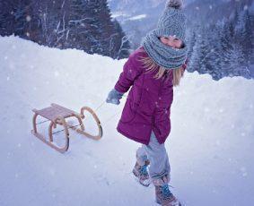 Copilul trebuie scos la aer în orice anotimp - RevistaMargot.ro