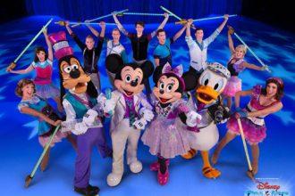 Întâlnire magică cu personajele Disney+Concurs Disney on Ice - RevistaMargot.ro