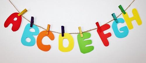 Cum a învăţat băieţelul meu alfabetul la vârsta de 3 ani - RevistaMargot.ro