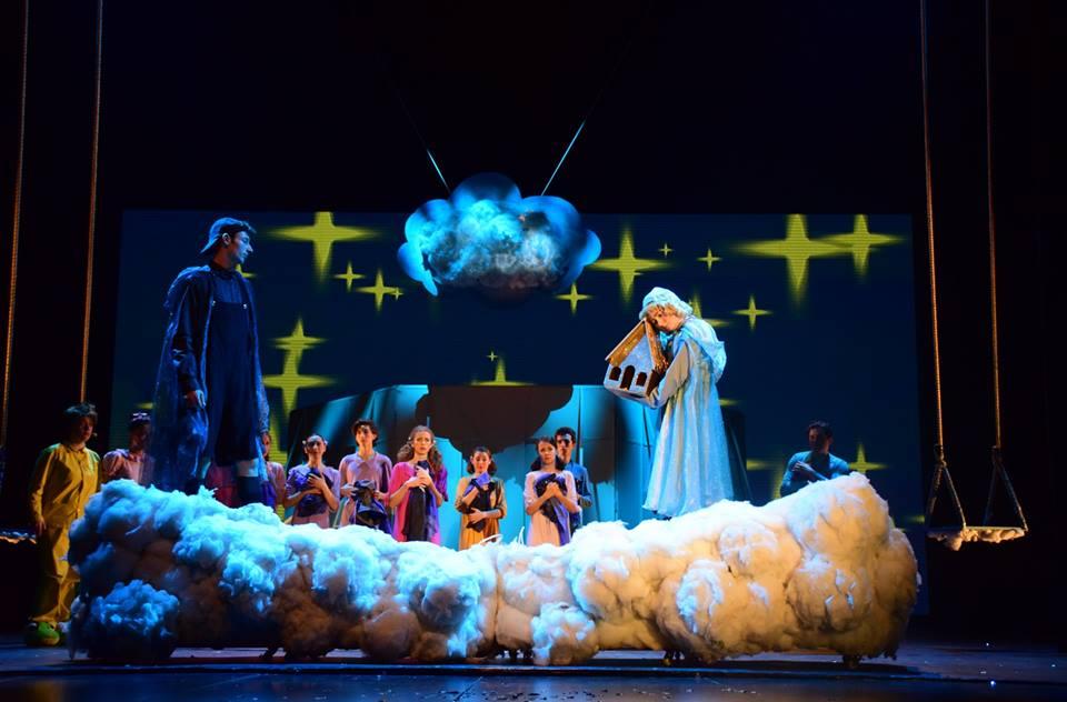 """Musicalul ,,Peter Pan"""" revine pe scena OCC - RevistaMargot.ro"""