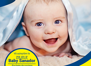 Zilele Baby Sanador – evenimentul lunii februarie pentru viitoarele mămici - RevistaMargot.ro