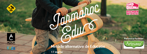 Iarmaroc EDU - Metode Alternative de Educație - RevistaMargot.ro