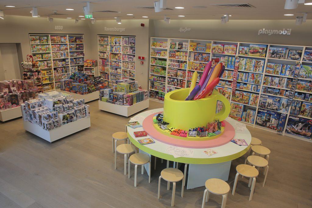 Rețeaua Diverta se extinde cu un nou magazin, în Centrul Vechi al Capitalei - RevistaMargot.ro