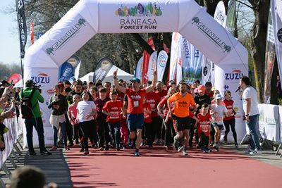 Greenfield Family Run: Top 4 motive pentru ca cei mici să alerge în aer liber - RevistaMargot.ro