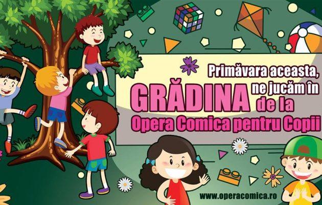 Primăvară la Opera Comică pentru Copii - RevistaMargot.ro