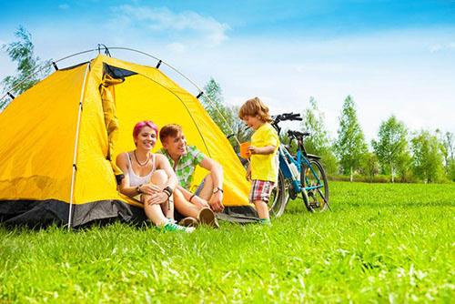 Cu toddlerul în camping - Ce iei cu tine! - RevistaMargot.ro