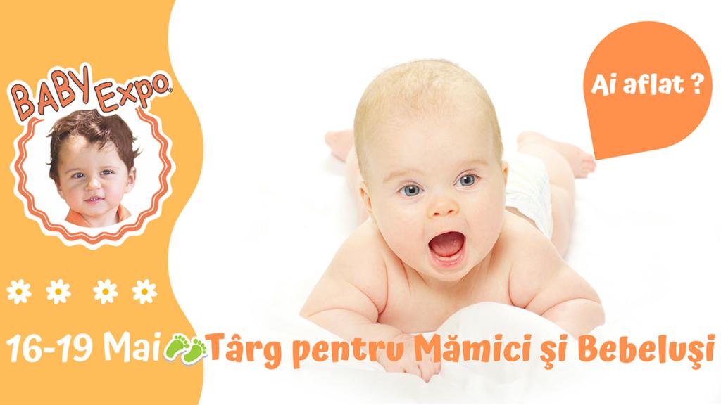 4 motive pentru care să vizitezi târgul Baby Expo - RevistaMargot.ro