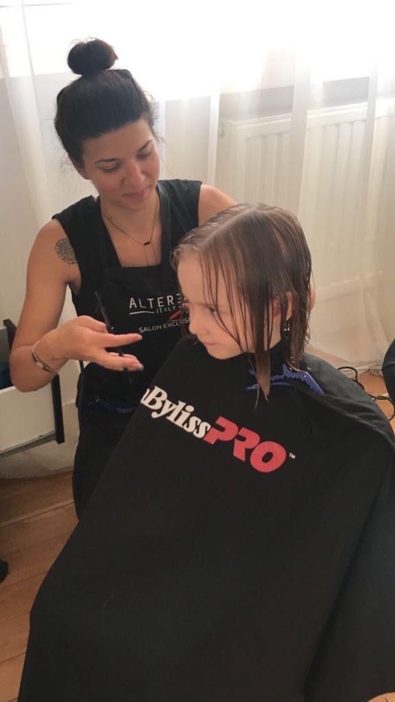 5 reguli de urmat pentru prima vizită la frizerie a copilului - RevistaMargot.ro