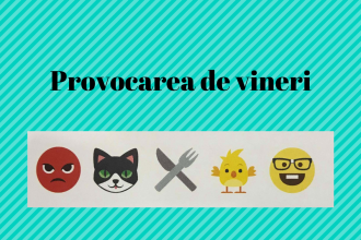 Provocarea de vineri - RevistaMargot.ro